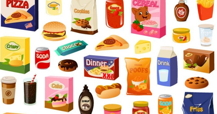 Avoid ultra-processed foods