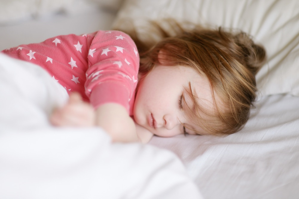 Why is your child resisting bedtime?