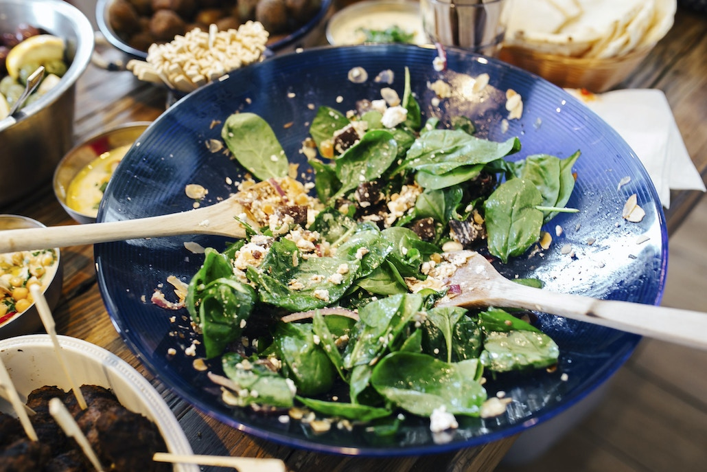 The Mediterranean diet, one of the healthiest diets in the world, is predominantly vegetable-based