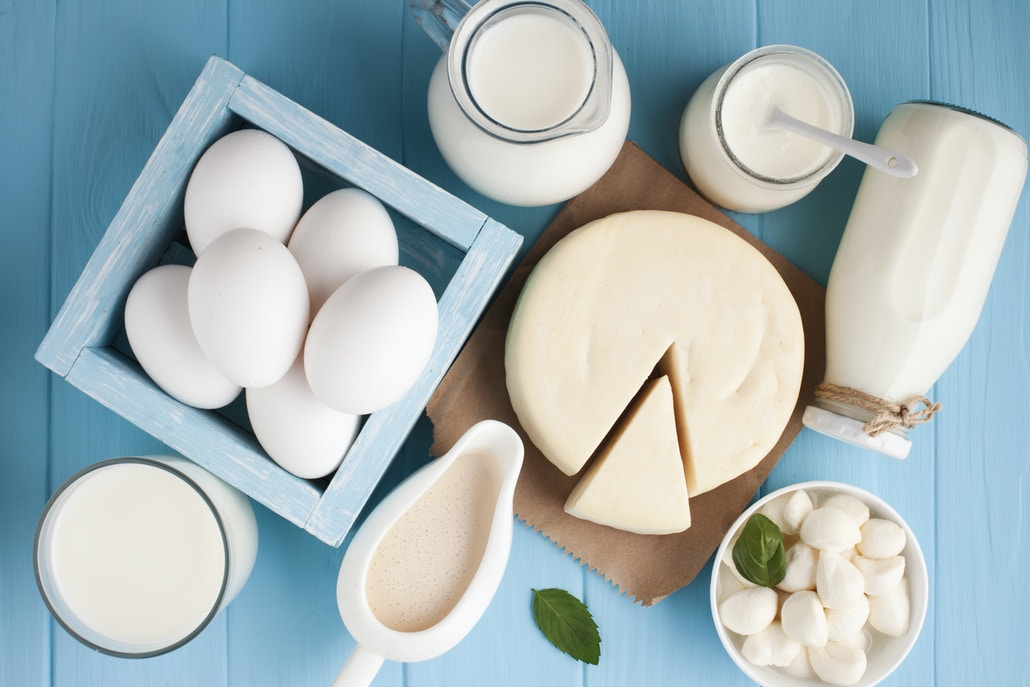 June Is Dairy Month: Facts About Dairy Foods