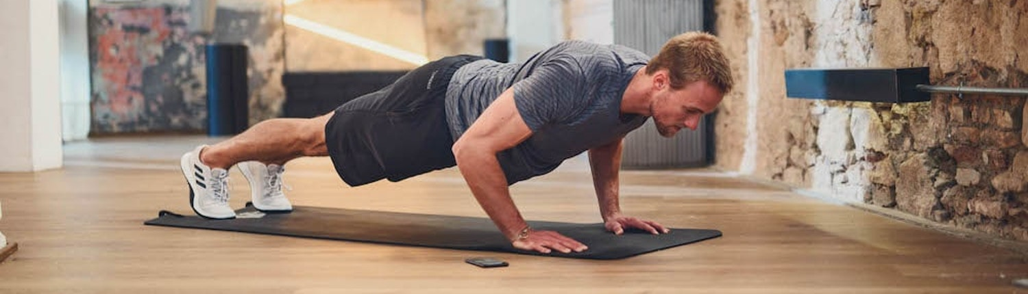 Push Up - Best At-Home Workouts