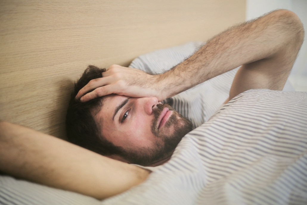 If you're not getting enough sleep, this may be why you're not feeling full most of the time.
