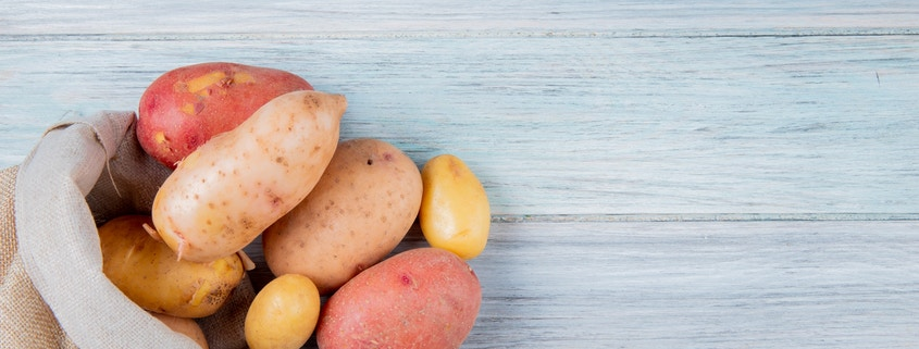 The Surprising Health Benefits of Sweet Potatoes